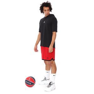 Air Jordan NBA Perf Df Ss Hoodie Erkek Siyah Basketbol Sweatshirt DA9871-010