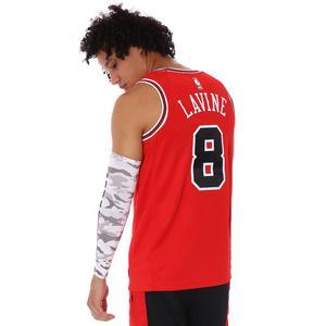 Chicago Bulls NBA Jsy Icon 20 Erkek Kırmızı Basketbol Atlet CW3660-660