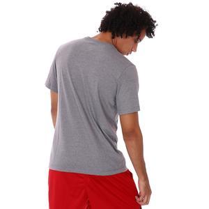 Jordan Jumpman NBA Crew Erkek Gri Basketbol Tişört CJ0921-091