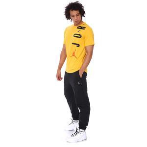 Jordan NBA Erkek Siyah Basketbol Eşofman Altı DA9820-010