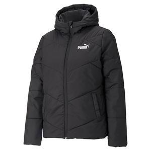 Ess Padded Jacket Kadın Siyah Günlük Stil Ceket 58764801