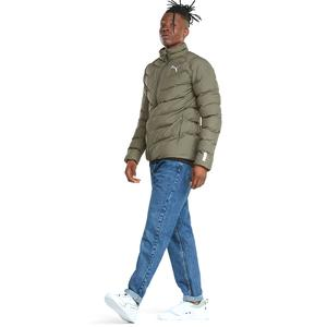 Warmcell Lightweight Jacket Erkek Mavi Günlük Stil Ceket 58769944