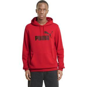 Ess Big Logo Hoodie Erkek Kırmızı Günlük Stil Sweatshirt 58668811
