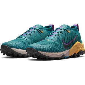 Wildhorse 7 Erkek Yeşil Koşu Ayakkabısı CZ1856-300