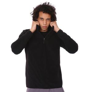 Spo-Polarhalfman Erkek Siyah Günlük Stil Polar 710078-SYH