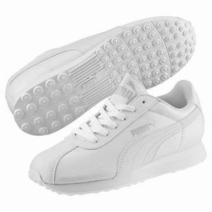 Turin Unisex Beyaz Günlük Stil Ayakkabı 36011605