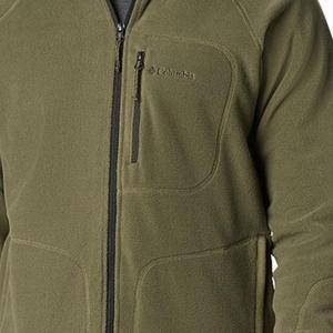 Fast Trek II Full Zip Fleece Erkek Yeşil Outdoor Polar AE3039-397