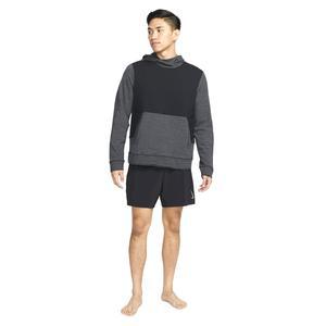 M Nk Df Yoga Jct Stmt Erkek Siyah Yoga Sweatshirt DH1931-032