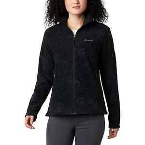 Fast Trek Kadın Siyah Outdoor Polar EL1012-015