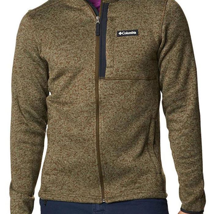 Sweater Weather Erkek Yeşil Outdoor Polar AO9710-319 1337308