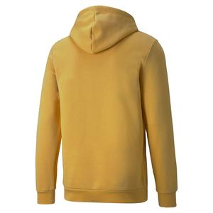Ess Big Logo Hoodie Erkek Sarı Günlük Stil Sweatshirt 58668737