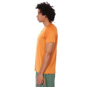 Ultra Light Performans Tee Erkek Turuncu Koşu Tişört 21KETP18D02-TRN