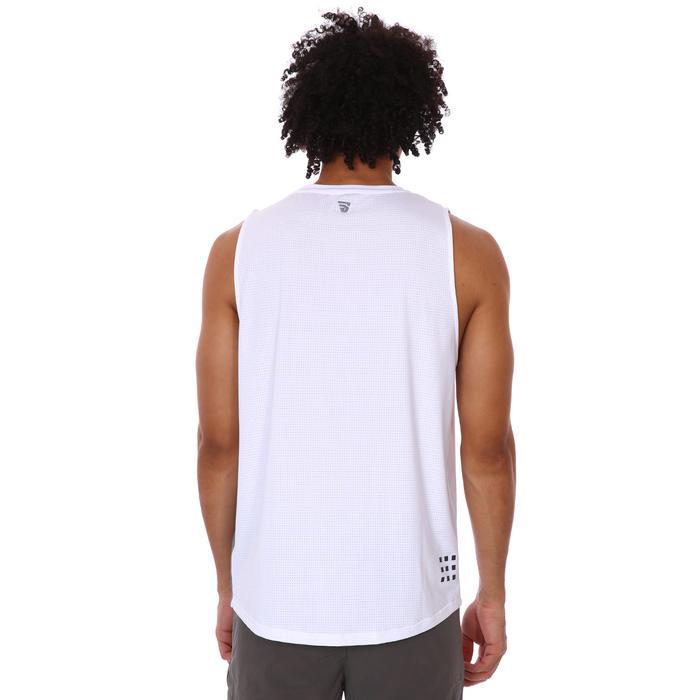 Two Colored Mesh Erkek Beyaz Koşu Atleti 21KETP17C01-BYZ 1315948