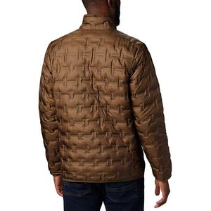 Delta Ridge Down Jacket Erkek Yeşil Outdoor Mont WO0955-319