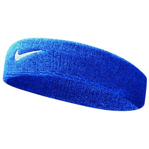 Swoosh Headband Unisex Mavi Antrenman Saç Bandı N.NN.07.402.OS