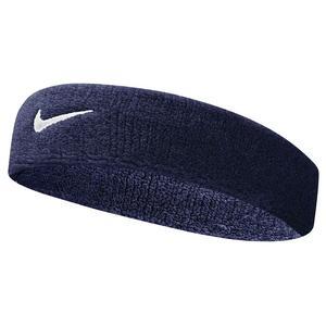 Swoosh Headband Unisex Gri Antrenman Saç Bandı N.NN.07.416.OS