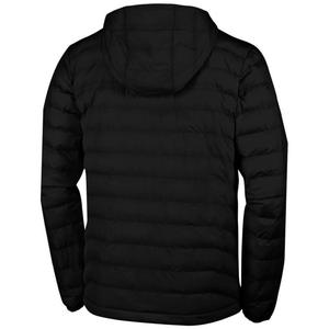 Wo1151 Powder Lite Hooded Jacket Erkek Siyah Outdoor Mont WO1151-010