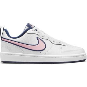 Court Borough Low 2 Se1 (Gs) Çocuk Beyaz Günlük Stil Ayakkabı DB3090-100