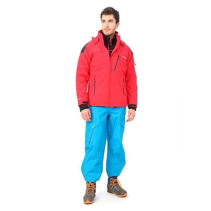 Freecamp 3in1 Softshell Erkek Kırmızı Outdoor Mont FMM004-RED 1337466