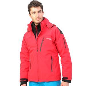 Freecamp 3in1 Softshell Erkek Kırmızı Outdoor Mont FMM004-RED