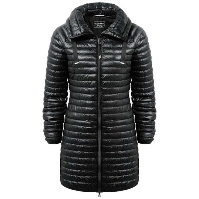 Craghoppersull Kadın Siyah Outdoor Mont CWN229-800 1337559
