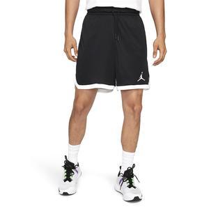 Air Jordan NBA Knit Erkek Siyah Basketbol Şortu DH2040-010