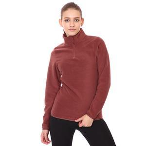 Spo-Polarhalfwom Kadın Kahverengi Günlük Stil Polar 710081-KHV