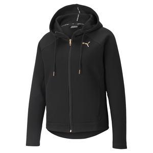 Evostripe Kadın Siyah Günlük Stil Sweatshirt 58915751