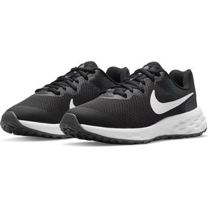 Revolution 6 (Gs) Unisex Siyah Günlük Stil Ayakkabı DD1096-003