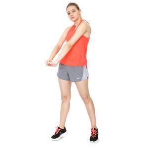 W Nk 10K Short Kadın Gri Koşu Şortu 895863-036