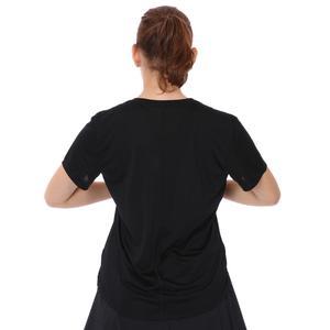 W Nk One Df Ss Std Top Kadın Siyah Antrenman Tişört DD0638-010