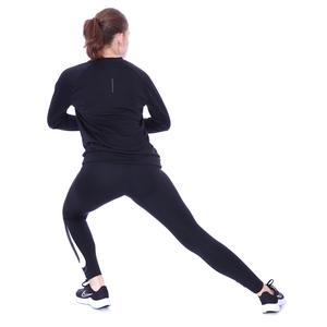 W Nk Df Swsh Run 7/8 Tgt Kadın Siyah Koşu Tayt DD5278-010