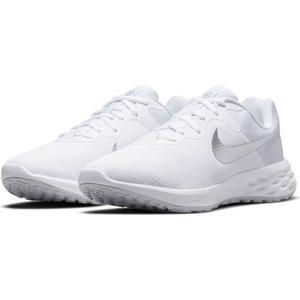 Revolution 6 Kadın Beyaz Koşu Ayakkabısı DC3729-101